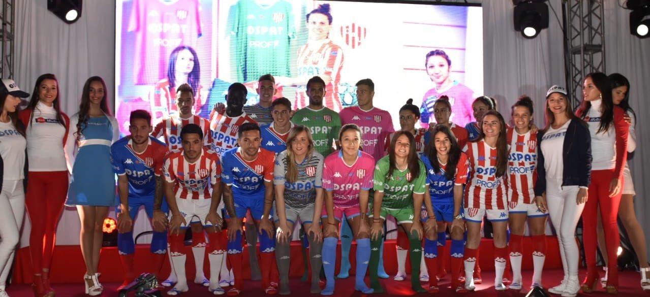 Unión fútbol femenino