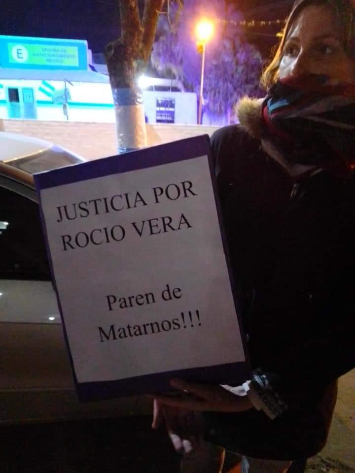 Femicidio en Reconquista Rocío Vera