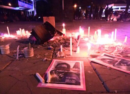 femicidio en San Jorge María Florencia Gómez